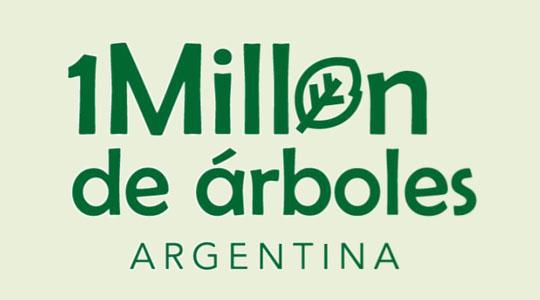 Campaña Millón de árboles