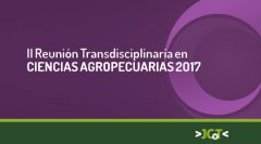 Reunión Cs. Agropecuarias 2017 UNR