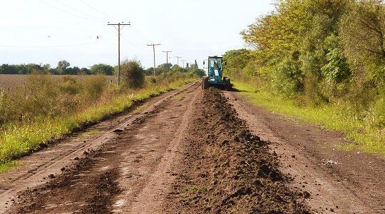 Caminos rurales